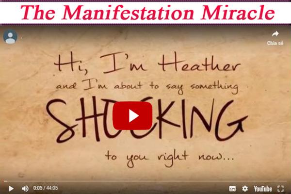 Manifestation Miracle Program