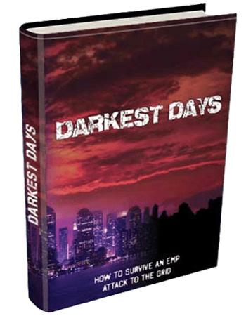 Darkest Days eBook