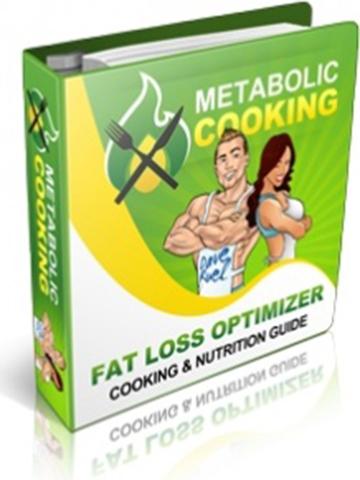 Metabolic Cooking Cookbooks