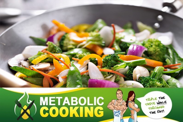 Metabolic Cooking Fat Loss Cookbooks