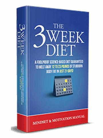 3 Week Diet Ebook