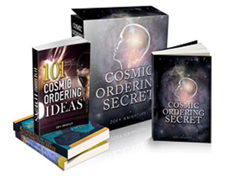 Cosmic Ordering Secret Ebook