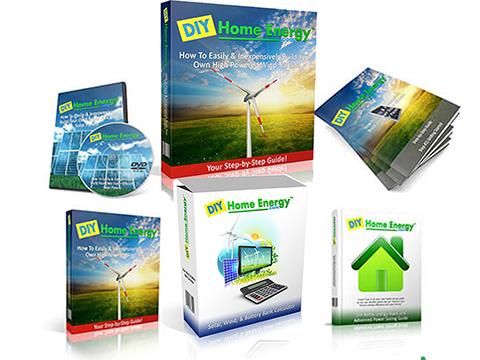 DIY Home Energy Ebook
