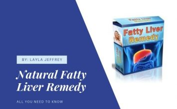 The natural Fatty Liver Remedy by Layla Jeffreys