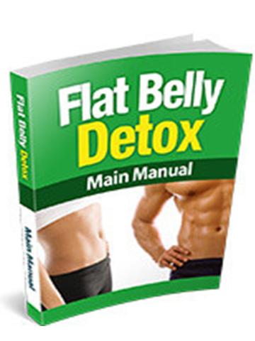Flat Belly Detox Ebook