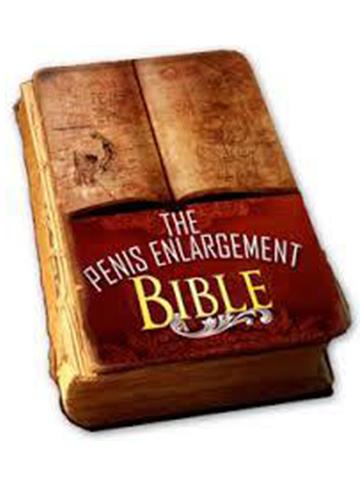 Penis Enlargement Bible Ebook