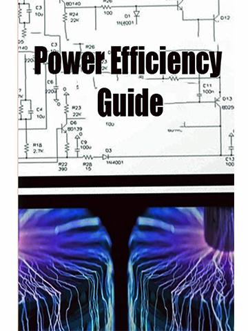 Power Efficiency Guide Ebook