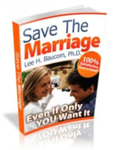 Save the Marriage System PDF