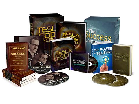 Tesla Code Secrets Cover