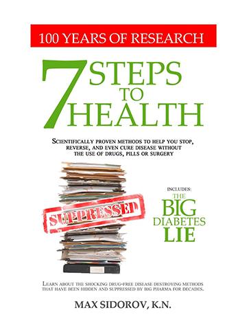 The Big Diabetes Lie Ebook