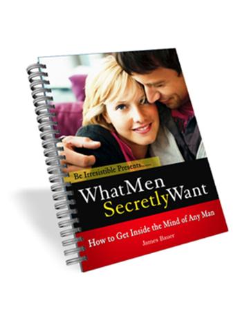 What Men Secretly Want EBoook