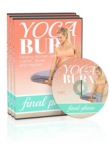Yoga Burn Ebook