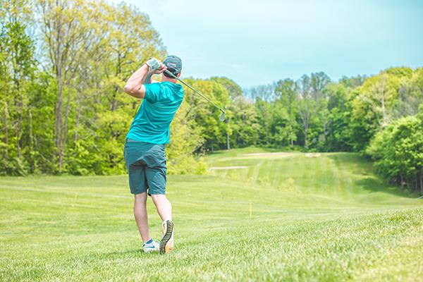 Body For Golf Scam