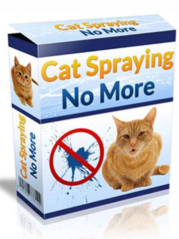 Cat Spraying No More Ebook