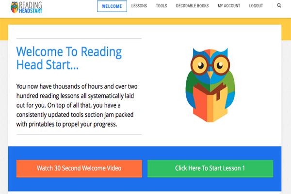 Reading Head Start Site