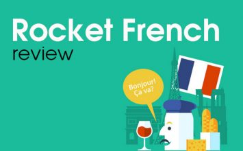 Learn French At Home with Rocket French