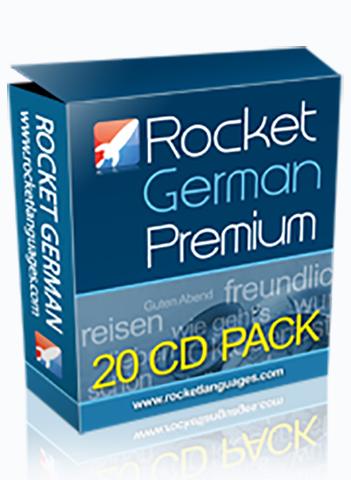 Rocket German Ebook