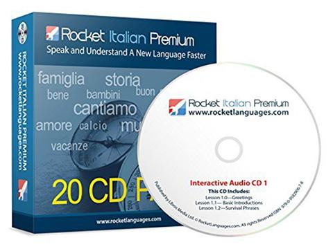Rocket Italian Ebook