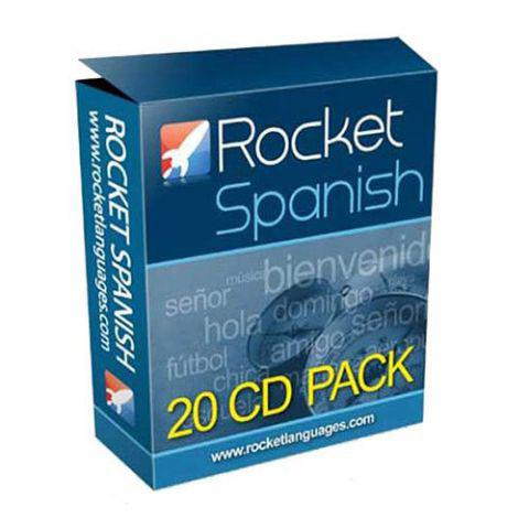 Rocket Spanish Ebook