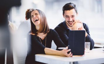 10 Ways To Make a Guy Laugh Without Dumbing Down