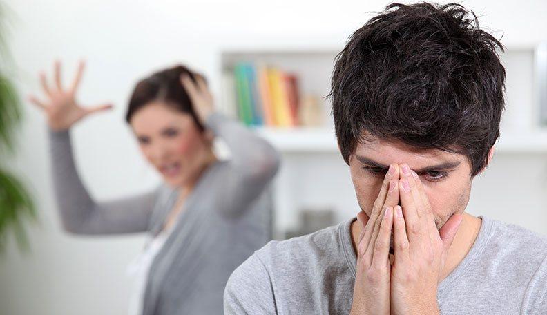 Behavior control in relationships