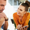 How to tell if your boss is flirting with you?