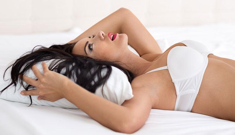 How to awaken a girl's mood